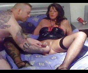 Yanks lesbianas mega tetonas MILF Angela James folla el mostrador